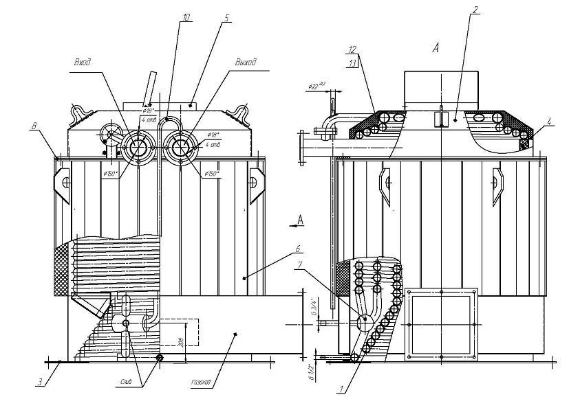 Теплообменники цилиндрические Паяный теплообменник HISAKA BX-70II Минеральные Воды
